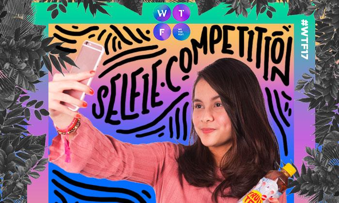 Selfie Competition Thumbnail