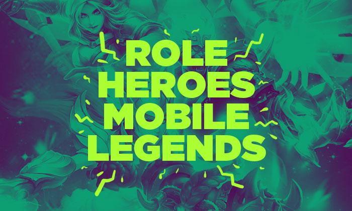 Role Heroes Mobile Legends Thumbnail