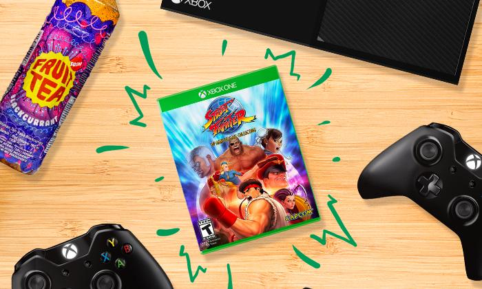 Street Fighter 30 th Anniversary Collection Thumbnail