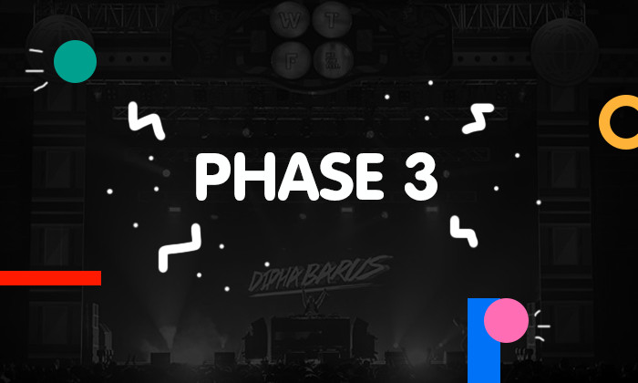 Line-up Phase 3 We the Fest 2019! Thumbnail