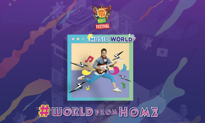 Cover Lagu dan Menangin Jutaan Rupiah di Fruit Tea World Festival! Thumbnail