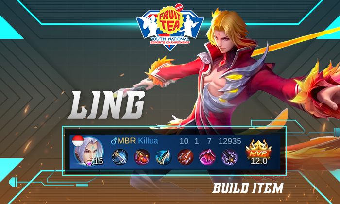 Tips Menggunakan Ling di Mobile Legends: Bang Bang Thumbnail